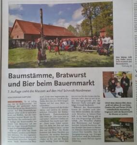 Bauernmarkt Partnerschaft Krähenwinkel-Stadl Paura